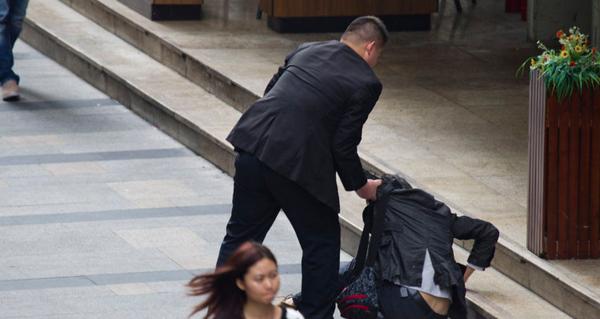 good samaritan in china